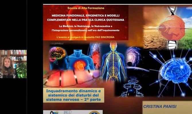 Dott.ssa Panisi -Sistema nervoso