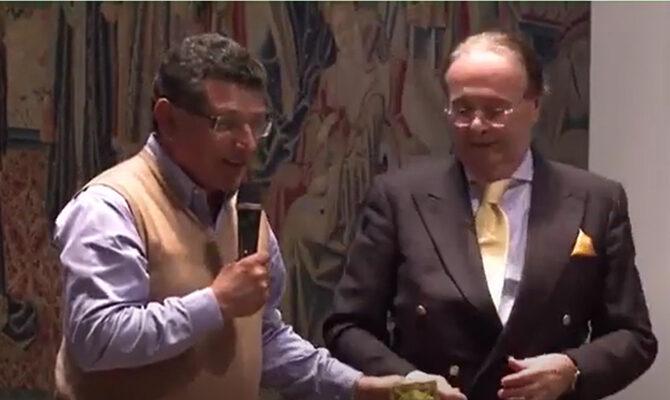 Prof. Pier Giorgio Spaggiari e Prof. Carlos Orosco – Tecnologia SDRIVe