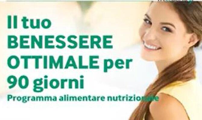 Bartolomeo Allegrini – Programma Alimentare Nutrizionale